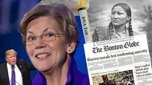 ElizabethWarrenRedIce » Ben Winegard, Race Realist college prof. endorses Elizabeth Warren for President » Human Evolution News » 1
