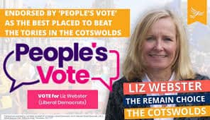 LizWebster » Eugenics in Post-UK elections: loser Liberal-Dem MP accuses opponents of far right » Human Evolution News » 1