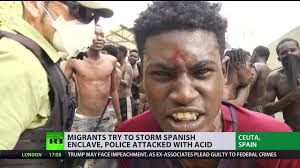 AfricanMigrants - Brunner's Syndrome, the violence gene, debated again as immigration from Africa increases - Human Evolution News - 5