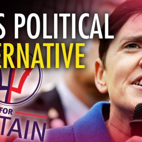 AnneMarie2 - EXCLUSIVE: Anne Marie Waters responds to Morrissey's support of her For Britain Party - Human Evolution News - 2