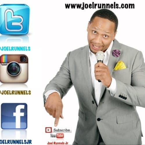 JoelRunnels » Comedian Joel Runnels, Rapper T.I. defend White news anchor: Black OKC co-host does look like a Gorilla » Human Evolution News » 3
