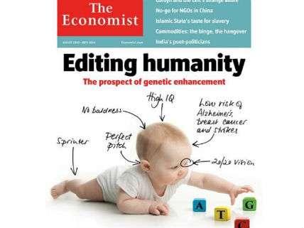 DesignerBabies - Bioethicist frets CRISPR technology will create too many White babies - Human Evolution News - 3