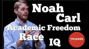 NoahCarl » Dr. Noah Carl on The Impending Cancellation of Charles Darwin » Human Evolution News » 7