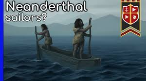 NeanderthalsFirstSailors » Neanderthals: the first ancient Mariners » Human Evolution News » 6