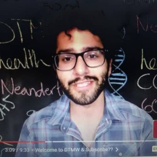 "Hesham3 » ""Doctor, Tell Me Why"" YouTube celeb goes full Race Realist: Asians have bigger brains » Human Evolution News » 2"