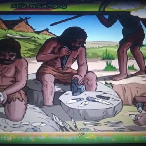 StoneTools » New Study: Eurasians more advanced in tool making, W. Africans stuck in the Stone Age » Human Evolution News » 9