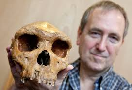 ChrisStringer - New Study by Swedish team suggests Africans have distinct archaic admixture - Human Evolution News - 1