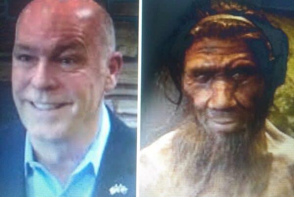 """MontanaGov2 concentrate » Montana Gov. embraces """"Neanderthal"""" label after Biden slams GOP Gov's on COVID » Human Evolution News » 5"""