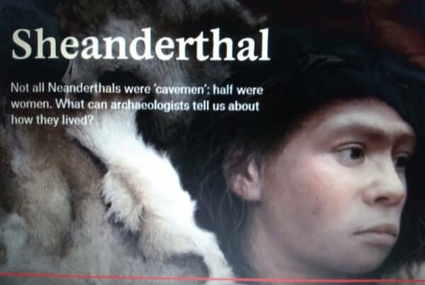 NeanderthalShe » White Nationalists now bragging about Neanderthal DNA says media » Human Evolution News » 6