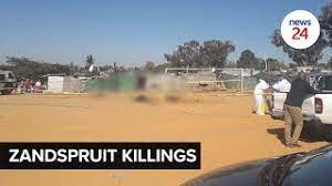 Zandspruit » South Africa descends into further barbarism » Human Evolution News » 1