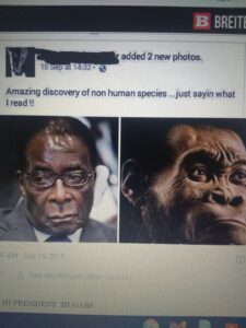 JacobZuma » Lee Berger: Homo naledi fossils safe and secure from looters in South Africa » Human Evolution News » 3