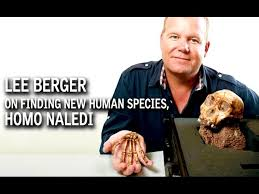 LeeBergerYouTube » Lee Berger: Homo naledi fossils safe and secure from looters in South Africa » Human Evolution News » 1