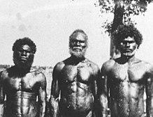 Archaic Aborigines Australia